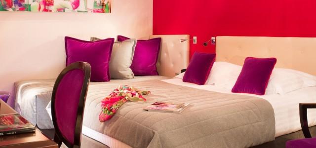 Book A Room In A 3 Star Hotel In Paris 9 Anjou Lafayette